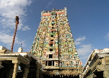 Srivilliputhur Andal Temple in Tamil Nadu