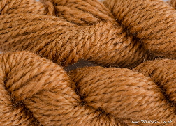 Wool fermentation dyed with Buckthorn Bark | Wild Colours natural dyes